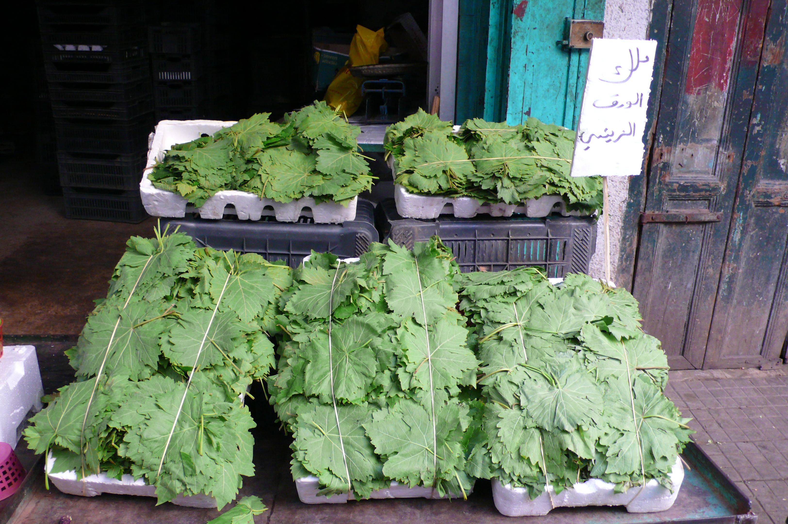 en zo zagen we ze in de souk van Tripoli in Libanon.
